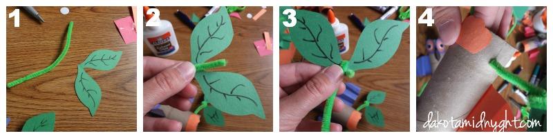 Leaf & Branch Tute