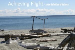 Redefining Balance - Achieving Flight