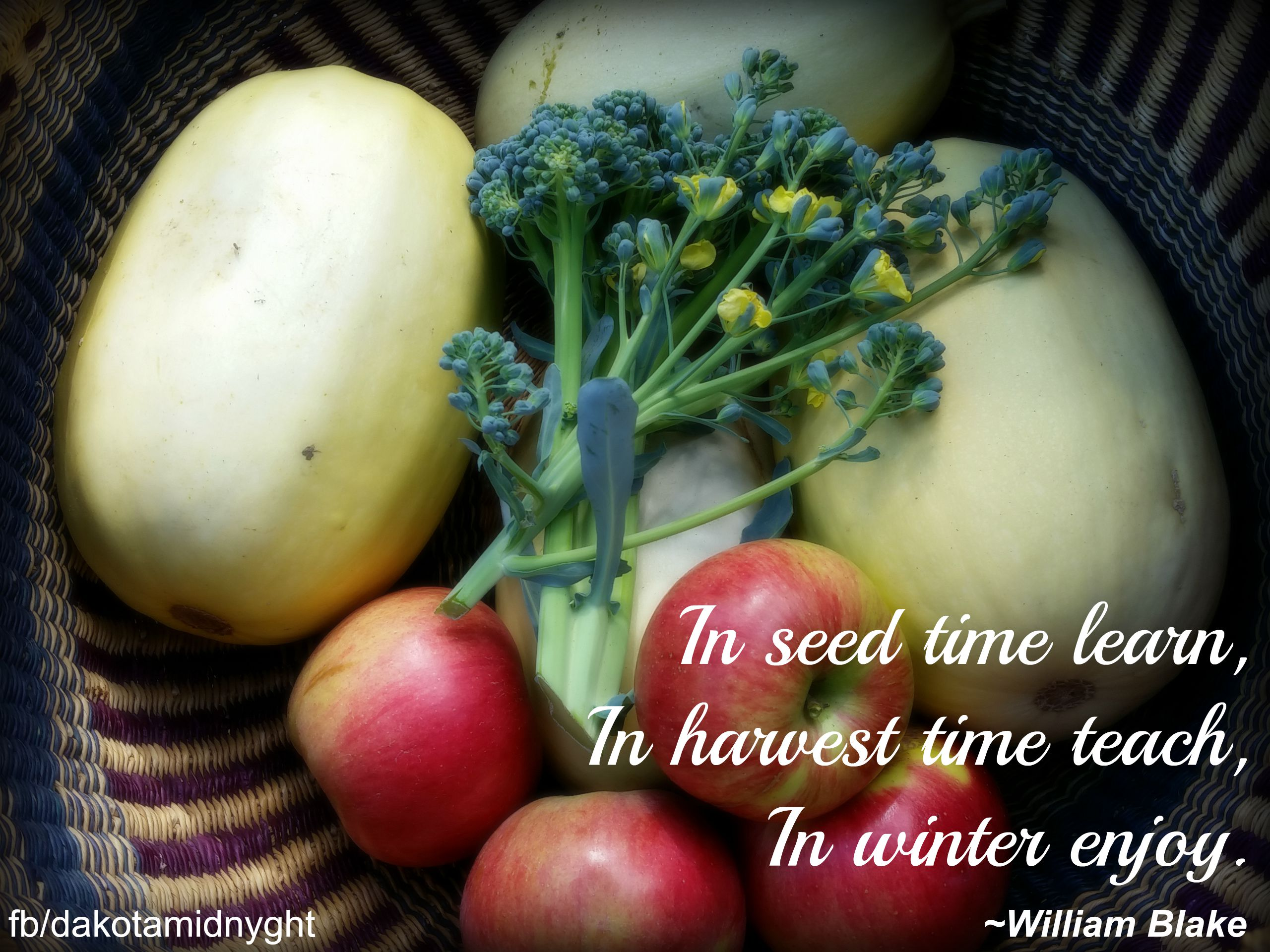 Harvest Quote - FB