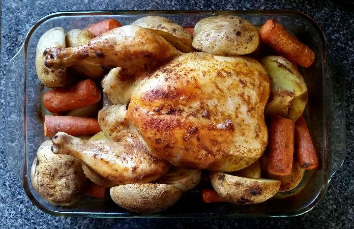 """Sunrise"" Chicken Spice Recipe - DakotaMidnyght.com"
