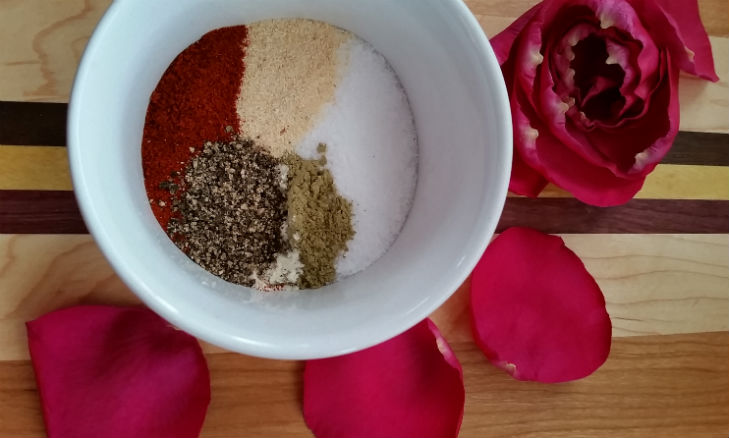 """Sunrise"" Chicken Spice Mix - DakotaMidnyght.com"