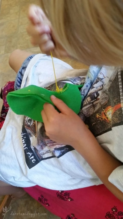 Crafts with Kids - Tips to Hook Them for Life ~ DakotaMidnyght.com